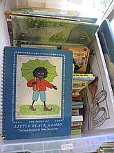 Two boxes vintage childrens books inc 1st editions