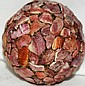 Laka Morton - Rose Hued Shell Mix Sphere