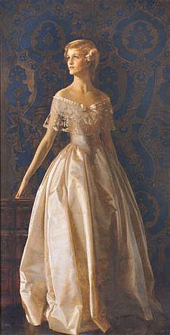 FRANK CADOGAN COWPER (1877-1958) - A full length