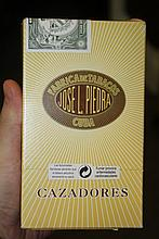 A BOX OF CUBAN CIGARS made by Jose L Piedra