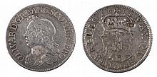 A 1658 CROMWELL SHILLING S3228, Dig On Rev otherw