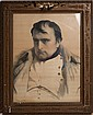 EMILE LASSALLE NAPOLEON LITHO AFTER DELAROCHE