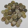 (68) CIRCULATED BUFFALO NICKELS
