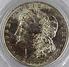 1883 O MS 62 MORGAN SILVER DOLLAR PCGS