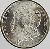 1882 S MS 65 MORGAN SILVER DOLLAR PCI
