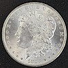 1883 CARSON CITY MORGAN SILVER DOLLAR UNCIRCULATED