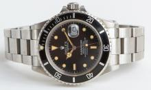 MENS ROLEX OYSTER PERPETUAL DATE SUBMARINER
