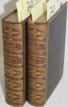 2 VOLS TITLED LIFE OF GEORGE CRUIKSHANK,