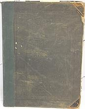 BOUND 1891 ATLAS OF MASSACHUSETTS BY GEORGE