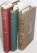 LOT OF 3 BOUND TOWN HISTORIES INCLUDING HANOVER