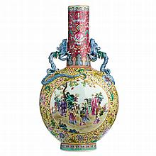 Jug 'figures' in Chinese porcelain