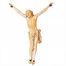 Christ in ivory, 18th century