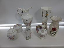 Selection of Various China Including Galway and
