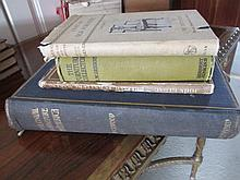 Five Volumes of Antique Furniture Reference