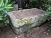 Antique Cut Granite Trough