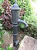 Garden Cast Iron Village Pump 55 Inches High