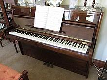 Young Chang Modern Iron Framed Upright Piano