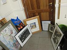 Various Collection Framed Pictures and Prints