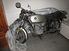 BMW Motorcycle Circa 1982 As Viewed Please Contact
