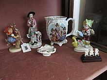 Selection of Various Figures Including Hummel As