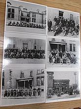 Set of Six Later Printed Photographs of