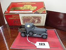 Collectors Sliab na Mna 1920 Model of Army Car