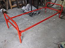 Iron Frame 3ft Bed with Spring Base
