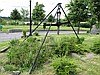 Antique Wrought Iron Wool Scales 10ft Wide x 88