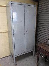 Sheet Metal Storage Cabinet 79 Inches High x 36