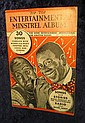 37. 1936 Racist Art and black memorabilia