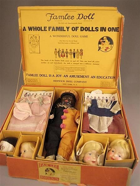 FAMLEE DOLL SET