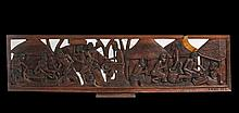 A LONG FRIEZE REPRESENTING VILLAGE LIFE, Yau,