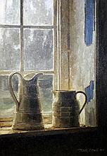 MARK O'NEILL (1963) Still life, ''Two Jugs on a