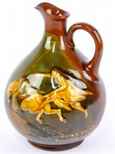 Royal Doulton Pursued by The Witch Jug