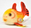 Steiff Flossy Fish Gold Long Fisch 2310.01