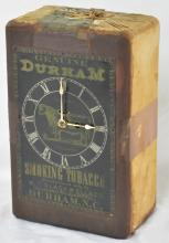 W.T. Blackwell Durham Smoking Tobacco Clock