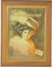 Piedmont Cigarette The Cigarette of Quality Framed Poster