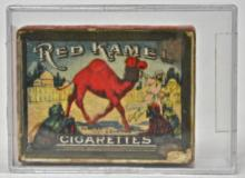 Red Kamel Turkish Cigarettes Box
