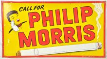 Call for Phillip Morris Sign