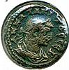 C. 275-276 AD, Tacitus, Roman Provincial Egypt, Billon Tetradrachm