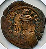 C. 610-641 D, Heracleus, Byzantine Empire, AE 40 NummiÊ