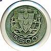 1946, Portugal, 5 Escudos