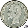 1855, France, Napoleon III, 5 Francs