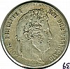 1839, France, 5 Francs