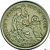1924, Peru, 1 Sol