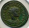 C. 270-275 AD, Aurelian, Roman Empire, AR Antoniniaus Debased