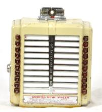 Seeburg 1946 20-Selection Wired