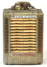 Wurlitzer 1946 Wall Box