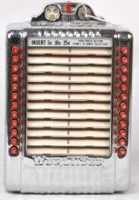 Wurlitzer 1946 Model 30-20 Wall Box