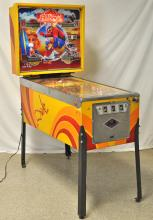 Bally Skateball Pinball Machine